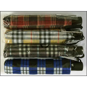 28-733244, automatik Taschenschirm 100 cm, Regenschirm, Regenschutz