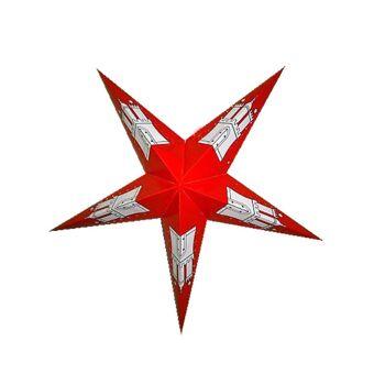 Weihnachtsstern, Paperstern