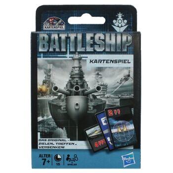 27-45174, Hasbro Battleship Kartenspiel 80-teilig, Gesellschaftsspiel