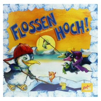 27-49266, Zoch Flossen Hoch Kinderspiel