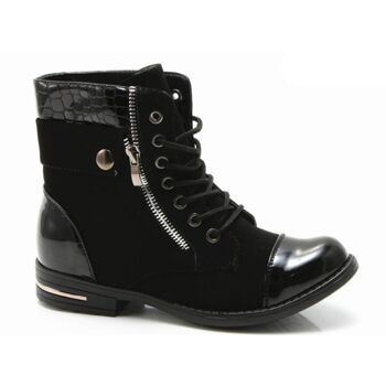Damen Women Stiefel Boots Schuhe Shoes Stiefeletten nur 17,90 EUR