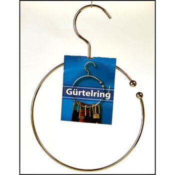 12-1102281, Metall Gürtelring, Markthändler, Warenpräsentation, usw