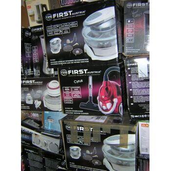 Restposten Discounter Lidl Aldi MIX Paletten elektr. Geräte Haushalt/ Multimedia Staubsauger Halogenoffen Kaffee – Maschinen