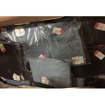Stretch - Hosen in verschiedenen Farben und Größen ca. 500 Stück verfügbar