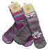 Kinder Vollfrottee-Socken mit Motiven und Anti-Rutsch-Sohle