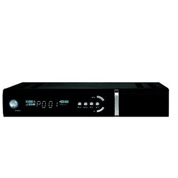 DVB-T Receiver / TNT Receiver 250GB Festplatte HDD HDMI USB A-Ware