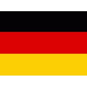 Deutschlandfahnen Fahnen Flagge Deutschland Flaggen mit Ösen 90x150 cm nur 1,99 Euro