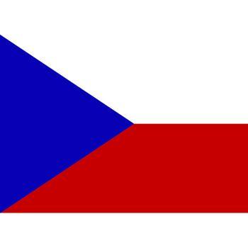 Tschechei Fahnen Flagge Tschechei Flaggen mit Ösen 90x150 cm nur 1,99 Euro