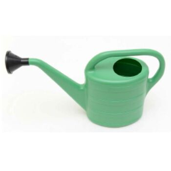 12-600163, Giesskanne 5 L grün, Gießkanne