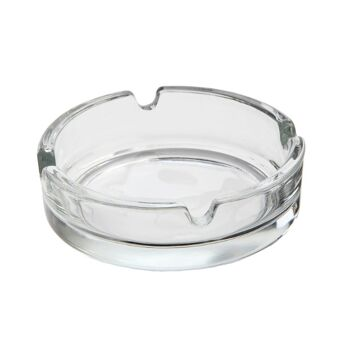 12-60768, Glas Aschenbecher 10,5 cm