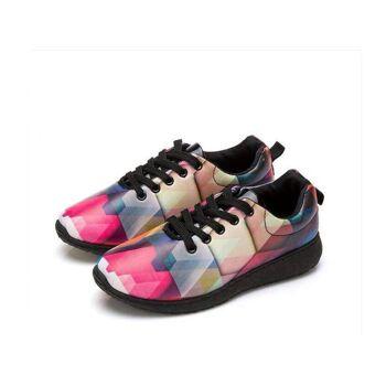 Damen Sneaker Schnür Schuhe Schuh Shoes Sportschuhe Freizeit Schuh  nur 11,90 Euro