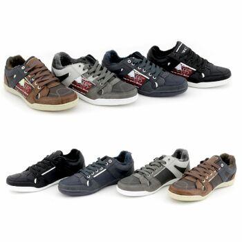 Freizeit Schuhe Sneaker Halbschuhe Gr. 40-45 je 8,90 EUR