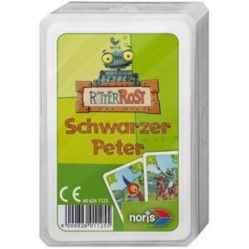 27-83088, NORIS Ritter Rost Quartett Schwarzer Peter