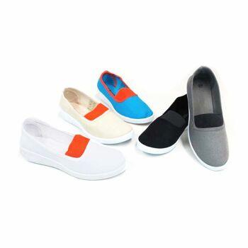 Damen Freizeit Sport Schuhe Sneaker Slipper Gr. 36-41 je 4,95 EUR
