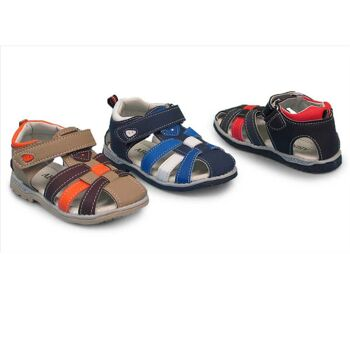 Kinder Mädchen Jungen Sandalen Sandaletten Slipper Sommer Schuh nur 7,90 Euro