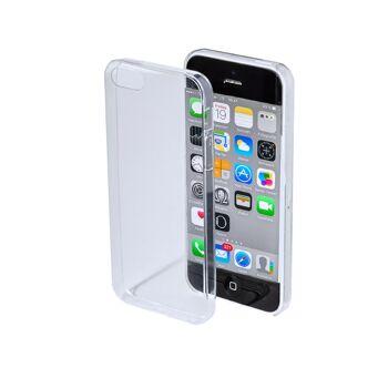 Soft TPU Bumper Case Cover, Hülle transperent für iPhone 6 6 S und Samsung 5 + 6