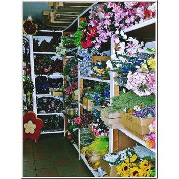 01-Flo1, Blumen und Floristenbedarf, Floristik, NEUWARE
