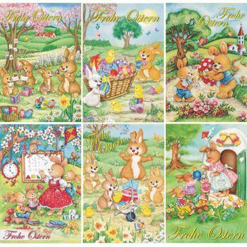 28-316652, Glückwunschkarte Ostern, Geschenkkarten, Grusskarten