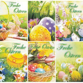 28-365001, Glückwunschkarte Ostern, Geschenkkarten, Grusskarten