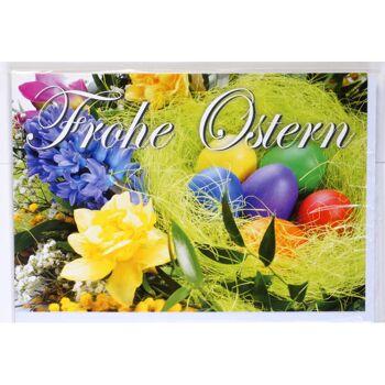 28-395206, Glückwunschkarte Ostern, Geschenkkarten, Grusskarten