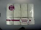 12-216420, Tissue Toilettenpapier 24er Pack, BIG PACK 24 Rollen, WC papier