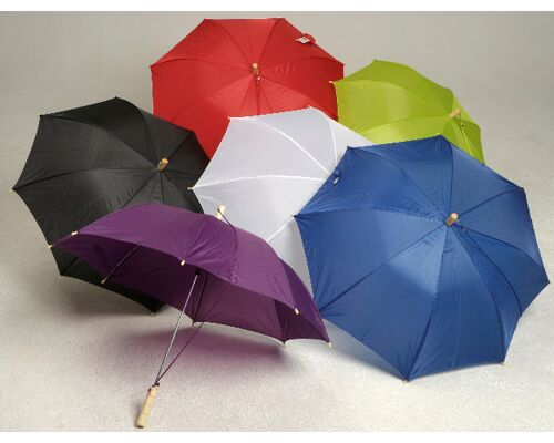 12-142042, Stockschirm 90 cm, Automatikschirm, Regenschirm, Schulterschirm, Taschenschirm