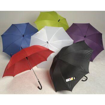Automatik Stockschirm, 100 cm, Regenschirm, Regenschutz