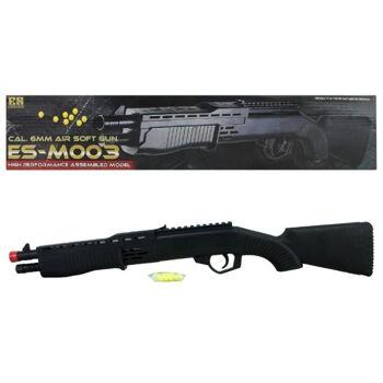 27-60318, Softair Gewehr Kugelpumpgun inkl. Munition ab 14 Jahren