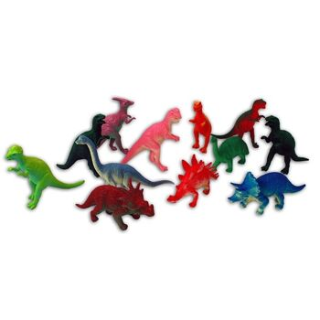27-41247, Dinosaurier, Wildtier, Zootier, Waldtier, Spieltier