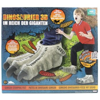 27-50970, WWD Walking with Dinosaurs, mit Dinosaurier Stampfsound