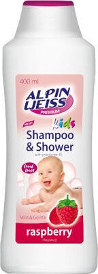 Kindershampoo & Duschgel - Raspberry 400ml