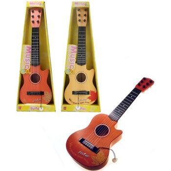 27-49270, Gitarre mit 6 Saiten 55 cm