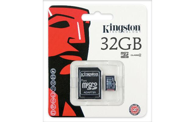 SanDisk 32GB MicroSD Speicherkarte