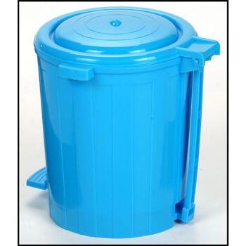 28-959066, Tischabfallbehälter Treteimer-Format, Autoamtikdeckel, Mülleimer, Tischabfalleimer