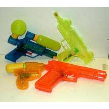 01-57203, Wasserpistolen Sortiment - ALLES NEUWARE