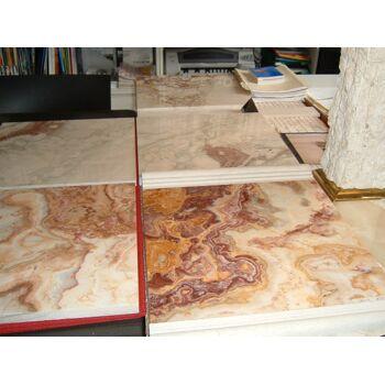 Bodenbelag Onyx Rot Fliesen