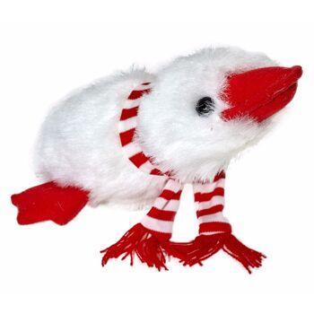 Plüsch Schnuffi Ente Gans , ab 20cm, Deko oder Spielwaren Martins Gans f Weihnachten