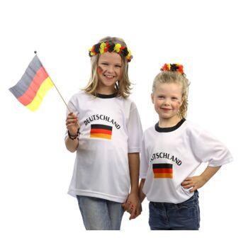 17-547498, Kinder Fußball T-Shirt Trikot Deutschland