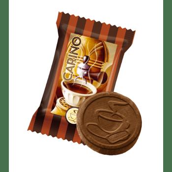 CARINO SCHOKO-MÜRBEGEBÄCK, Kekse, Kaffee,