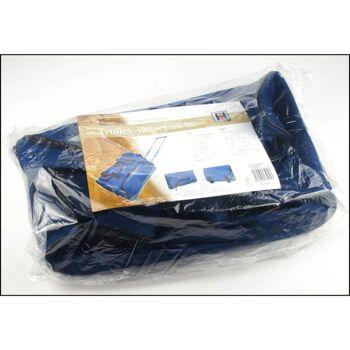 28-770603, Reisetasche Trolley 50x27x29cm, mit ausziehbarem Griff, 2 Rollen, verstärkter Boden, Koffer, Reisegepäck