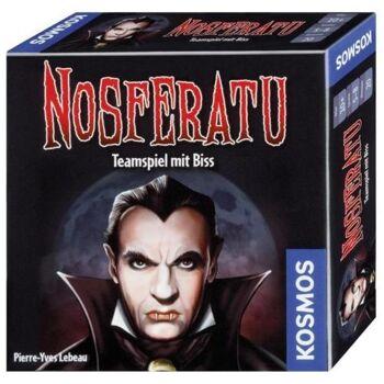 27-48786, KOSMOS Nosferatu Vampirspiel, Detektivspiel Gesellschaftsspiel,  Teamspiel mit Biss