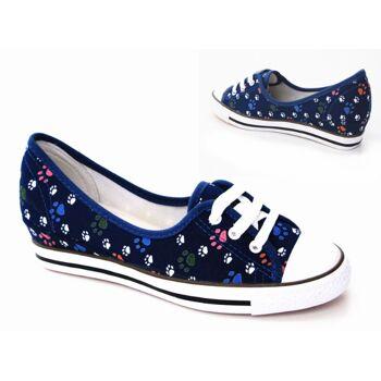 Damen Halbschuh Freizeit Schuhe Halbschuhe Schuh nur 7,90 Euro