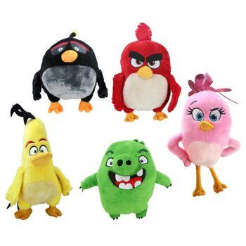 27-31433, Angry Birds Movie 44 cm, hochwertiger Plüsch, Spieltier, Kuscheltier, Plüschtier