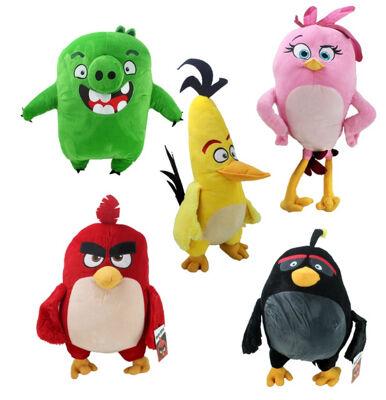 27-31434, Angry Birds Movie 55 cm, Plüschtier, Kuscheltier