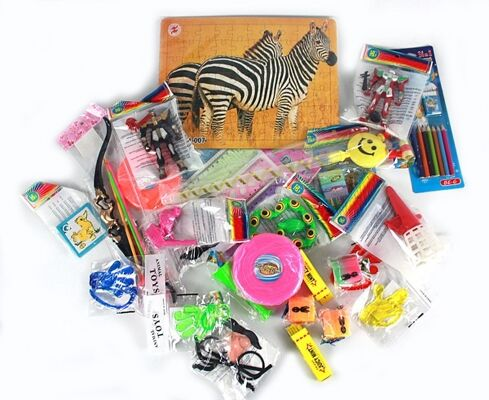 Give Away - Wurfmaterial für Karneval, Fasching, Party, Geburtstag, usw