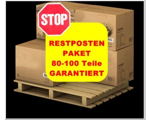 01-99835, Grosses Restposten Paket 80-100 Teile - ALLES NEUWARE