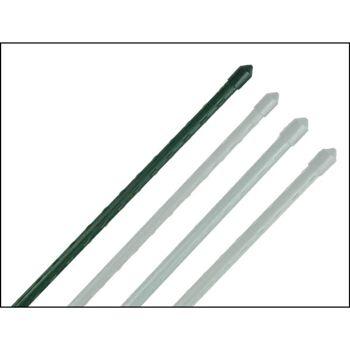 28-091710, Pflanzstab 150 cm grün, Stahl mit PE Ummantellung
