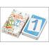 28-404920, Spielkarten Quartett Mau Mau, 52 Karten, My Boshi, 36 Spiel- und 19 Sonderkarten