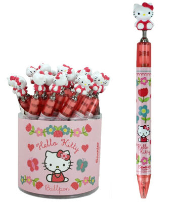 27-83126, HELLO KITTY HOME SWEET HOME Kugelschreiber