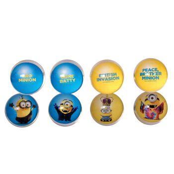 27-80110, Minions Flummi Dopsball Sprinball